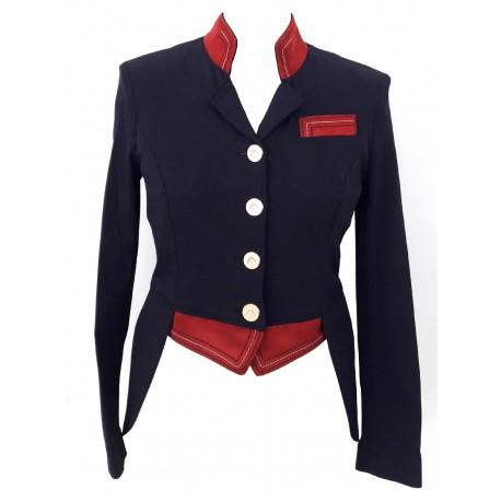 PLR Grand Prix Softshell Dressage Short Tailcoat