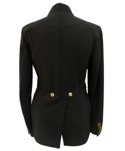 Mini Frac de Dressage Softshell Noir PLR Grand Prix