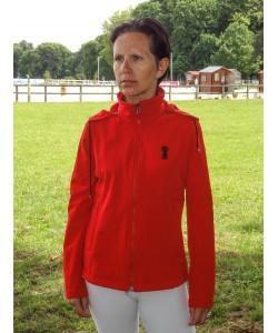 PLR Softshell Jacket - Red