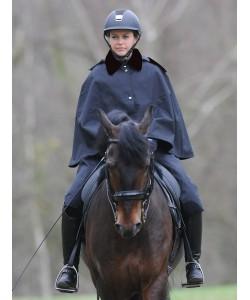 PLR Riding Raincoat with Hood