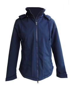 PLR Softshell Jacket with Hood
