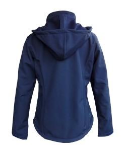 PLR Softshell Jacket with Hood