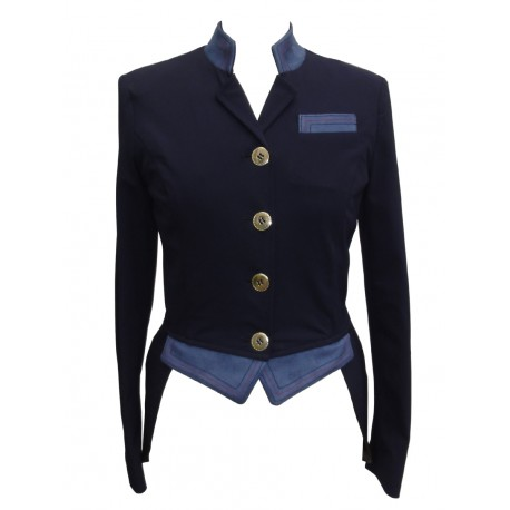 PLR Grand Prix Softshell Dressage Short Tailcoat