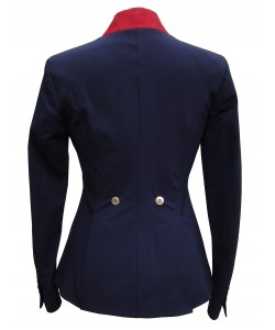 PLR Grand Prix Navy Blue Softshell Show Jacket