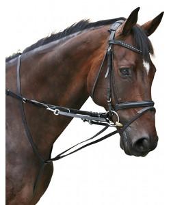 Enrênement Howlett/Thiedeman PLR Equitation - Cuir Noir ou Brun