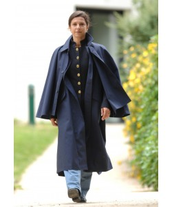 Imperméable Long PLR - Style Cape