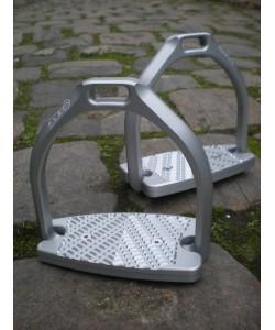 PLR Original Aluminium Stirrups