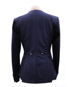 PLR Grand Prix Navy Blue Softshell Show Jacket