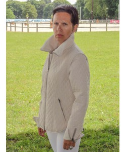 PLR Paddock Jacket - Ivory