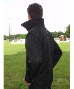 PLR Paddock Jacket - Black
