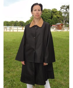 Imperméable Mi-Long PLR - Style Cape