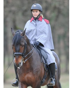 PLR Riding Raincoat with Hood